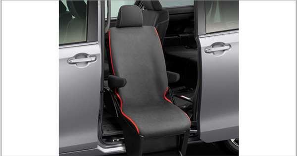 【エスクァイア】純正 ZWR80G ZRR80G シートエプロン(吸水タイプ) パーツ トヨタ純正部品 汚れから保護 セミシートカバー オプション アクセサリー 用品