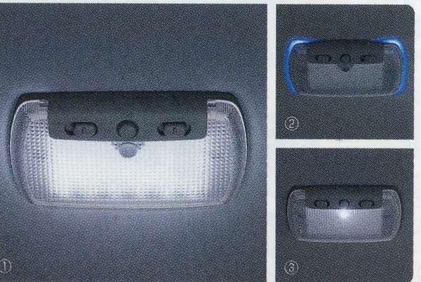 『フィットシャトル』 純正 GP2 LEDルーフ照明 パーツ ホンダ純正部品 FIT オプション アクセサリー 用品