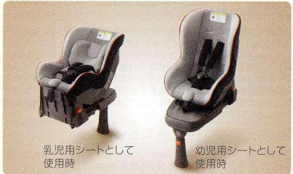 【フィットシャトル】純正 GP2 ISO FIXチャイルドシート Honda ISOFIX Neo パーツ ホンダ純正部品 FIT オプション アクセサリー 用品