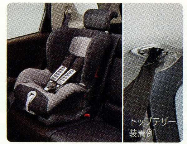 【フィットシャトル】純正 GP2 ISO FIXチャイルドシート Honda Kids ISOFIX パーツ ホンダ純正部品 FIT オプション アクセサリー 用品