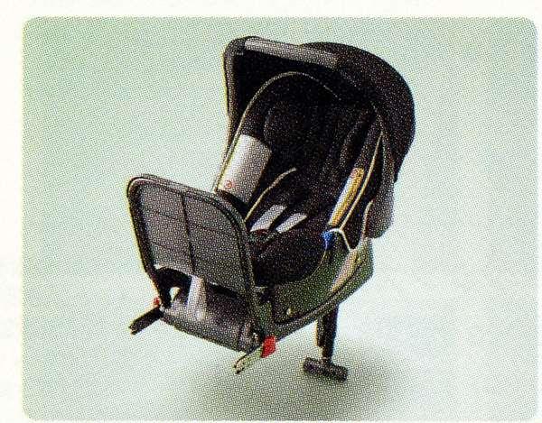 【フィットシャトル】純正 GP2 ISO FIXチャイルドシート Honda Baby ISOFIX パーツ ホンダ純正部品 FIT オプション アクセサリー 用品