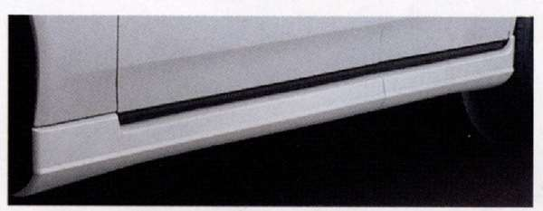 『セドリック』 純正 MY34 サイドシルプロテクター(左右セット)『廃止カラーは弊社で塗装』 パーツ 日産純正部品 サイドスポイラー エアロパーツ カスタム CEDRIC オプション アクセサリー 用品
