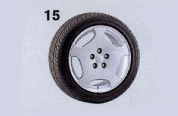 『セドリック』 純正 MY34 アルミロードホイール ディッシュタイプ 1台分 パーツ 日産純正部品 CEDRIC オプション アクセサリー 用品