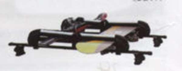 『MPV』 純正 LY3P スキー/スノーボードアタッチメント パーツ マツダ純正部品 キャリア別売りキャリア別売り オプション アクセサリー 用品