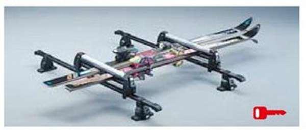 『ギャランフォルティス』 純正 CY4A MITSUBISHI MOTORS Original スキー&スノーボードアタッチメント(平積みショート) パーツ 三菱純正部品 キャリア別売りキャリア別売り GALANTFORTIS オプション アクセサリー 用品