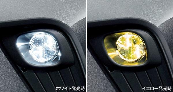 『C-HR』 純正 ZYX11 NGX10 NGX50 バイカラーLEDフォグランプ 本体のみ ※スイッチキットは別売り パーツ トヨタ純正部品 フォグライト 補助灯 霧灯 オプション アクセサリー 用品
