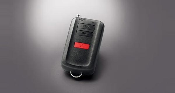 『C-HR』 純正 ZYX11 NGX10 NGX50 リモートスタート(ベーシックタイプ)本体のみ ※フィッティングキットは別売り パーツ トヨタ純正部品 ワイヤレス エンジンスターター 無線 オプション アクセサリー 用品