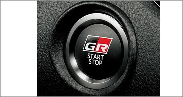 『C-HR』 純正 ZYX11 NGX10 NGX50 GRスタートスイッチ パーツ トヨタ純正部品 オプション アクセサリー 用品