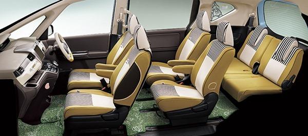 『フリード』 純正 GB7 GB8 GB5 GB6 シートカバー フリード用 1 2 3列目セット/2列目キャプテンシート用 ※バーバーパパ パーツ ホンダ純正部品 座席カバー 汚れ シート保護 オプション アクセサリー 用品