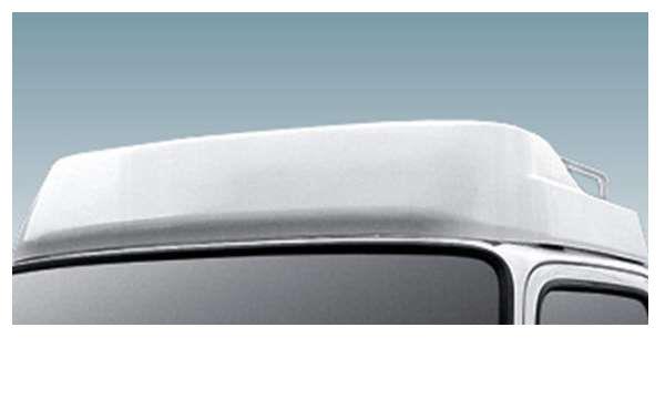 『ダイナ、トヨエース(ワイドキャブ)』 純正 XZU700 XZC710 XZU710 エアロルーフラック パーツ トヨタ純正部品 dyna オプション アクセサリー 用品