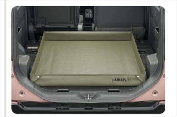 『ハイゼットキャディー』 純正 LA700V LA710V 縁高荷室シート パーツ ダイハツ純正部品 hijetcaddie オプション アクセサリー 用品