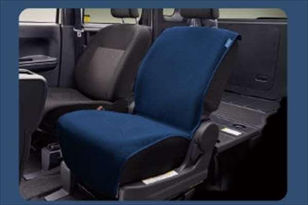 『ハイゼットキャディー』 純正 LA700V LA710V シートエプロン(前席用)1脚分 パーツ ダイハツ純正部品 汚れから保護 セミシートカバー hijetcaddie オプション アクセサリー 用品