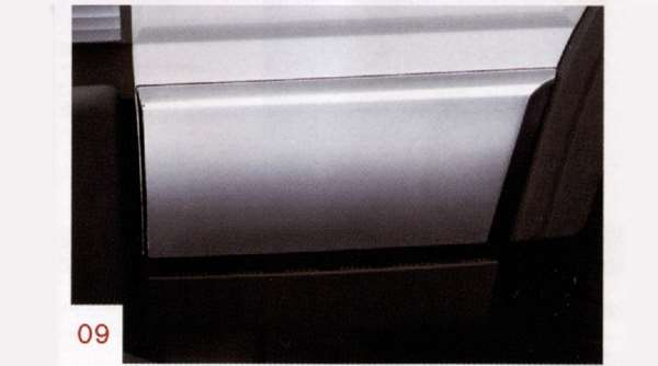 『NT450アトラス』 純正 FBA5W メッキドアパネル ワイドキャブ車用 パーツ 日産純正部品 オプション アクセサリー 用品