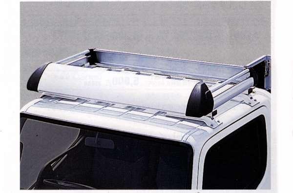 『NT450アトラス』 純正 FBA5W ルーフラック 標準キャブ車 パーツ 日産純正部品 キャリア別売り オプション アクセサリー 用品