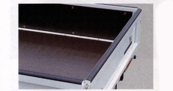 『NT450アトラス』 純正 FBA5W ゲートプロテクター 50mm用 V7P41 パーツ 日産純正部品 荷台モール アオリ オプション アクセサリー 用品