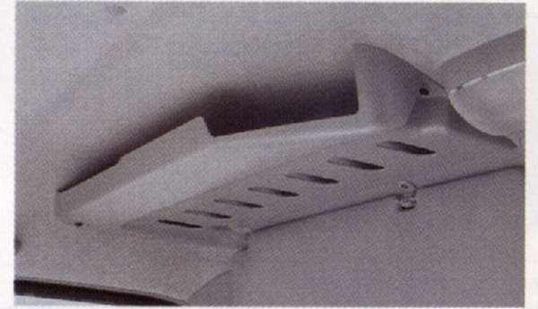 『NT450アトラス』 純正 FBA5W オーバーヘッドトレイ ワイドキャブ車用 V7VM1 パーツ 日産純正部品 オプション アクセサリー 用品