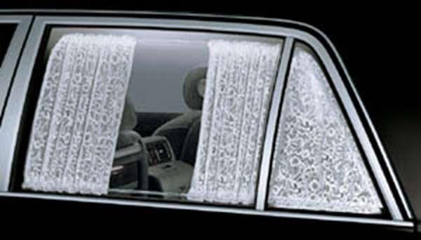 『センチュリー』 純正 GZG50 サイドカーテン 手動式 パーツ トヨタ純正部品 目隠し 日除け century オプション アクセサリー 用品