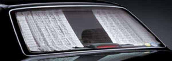 『センチュリー』 純正 GZG50 リヤカーテン 電動式 パーツ トヨタ純正部品 目隠し 日除け century オプション アクセサリー 用品