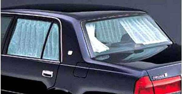 『クラウンセダン』 純正 YXS10 GBS12 GXS12 サイドカーテン 手動式 パーツ トヨタ純正部品 目隠し 日除け crown オプション アクセサリー 用品