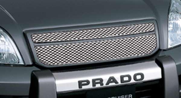 『ランドクルーザープラド』 純正 KDJ125 スピードグリル パーツ トヨタ純正部品 landcruiser オプション アクセサリー 用品