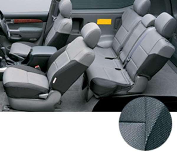 『ランドクルーザープラド』 純正 KDJ125 ウォータープルーフシート タイプ1 パーツ トヨタ純正部品 landcruiser オプション アクセサリー 用品