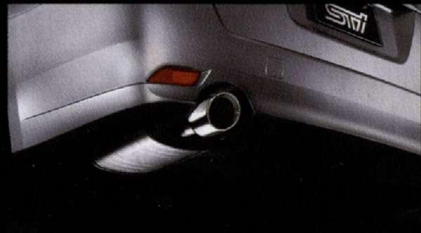『レガシィ』 純正 BPE BP5 BLE BL5 BP9 STI スポーツマフラー(NA車) パーツ スバル純正部品 排気 パワーアップ 重低音 legacy オプション アクセサリー 用品