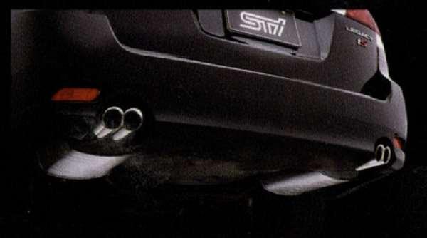 『レガシィ』 純正 BPE BP5 BLE BL5 BP9 STI スポーツマフラー(ターボ車用) パーツ スバル純正部品 排気 パワーアップ 重低音 legacy オプション アクセサリー 用品
