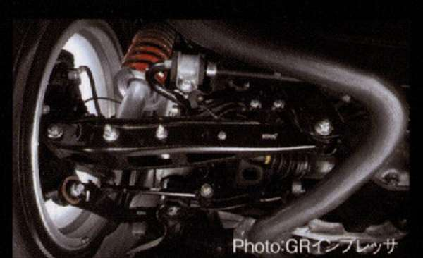 『レガシィ』 純正 BPE BP5 BLE BL5 BP9 STI リヤサスペンションリンクセット パーツ スバル純正部品 legacy オプション アクセサリー 用品