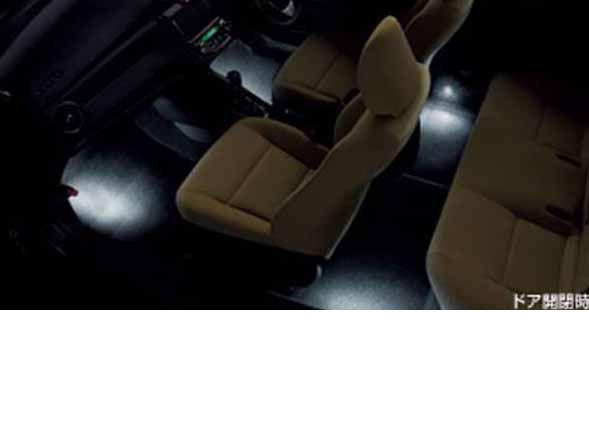 【初回限定お試し価格】 『カローラアクシオ』 純正 NKE165 NRE161 オプション NZE161 NRE160 用品 NRE161 NZE164 インテリアイルミネーション 2モードタイプ ホワイト パーツ トヨタ純正部品 照明 明かり ライト axio オプション アクセサリー 用品, BFY:d3e86318 --- dmarketingland.in