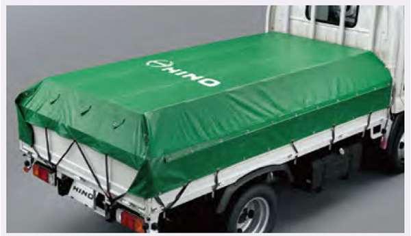 『デュトロ』 純正 TQUMC TQMMB TQFRD 積荷シート パーツ ヒノ純正部品 オプション アクセサリー 用品