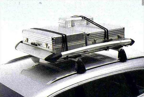 Q7 パーツ ラゲッジラック アウディ純正部品 4LCJTS オプション アクセサリー 用品 純正 送料無料