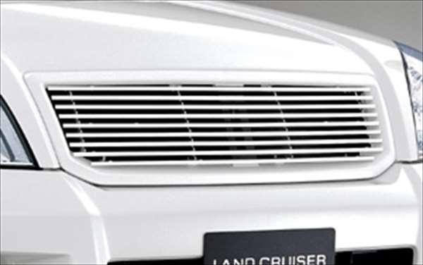 『プラド』 純正 KDJ120 ビレットグリル パーツ トヨタ純正部品 カスタム エアロパーツ prado オプション アクセサリー 用品