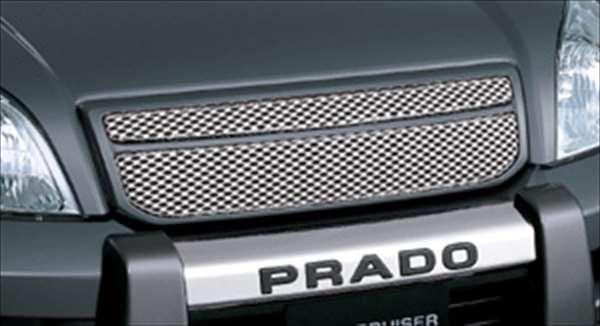 『プラド』 純正 KDJ120 スピードグリル パーツ トヨタ純正部品 prado オプション アクセサリー 用品