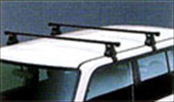 『bB』 純正 NCP35 スーリーシステムラック/スキー&スノーボードアタッチメント4 パーツ トヨタ純正部品 ベースキャリア ルーフキャリアキャリア別売り オプション アクセサリー 用品