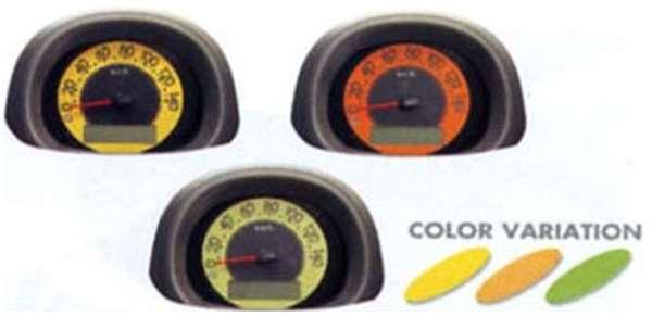 『エッセ』 純正 L235S L245S カラフルメーター(X用)AT車用 パーツ ダイハツ純正部品 esse オプション アクセサリー 用品