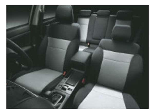 『レヴォーグ』 純正 VM4 スエード調フルシートカバー パーツ スバル純正部品 座席カバー 汚れ シート保護 LEVORG オプション アクセサリー 用品