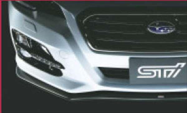 【レヴォーグ】純正 VM4 STIフロントアンダースポイラー パーツ スバル純正部品 フロントスポイラー カスタム エアロパーツ LEVORG オプション アクセサリー 用品