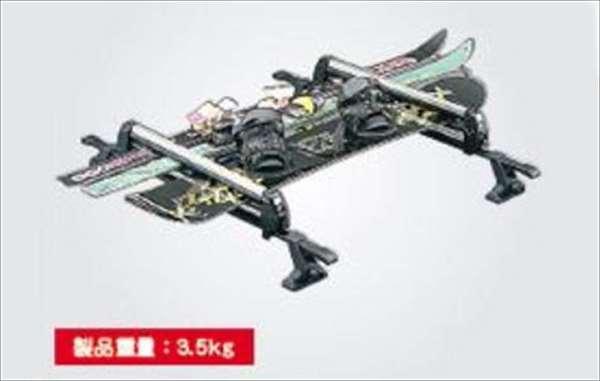 『ワゴンR』 純正 MH34S スキー&スノーボードアタッチメント パーツ スズキ純正部品 キャリア別売り wagonr オプション アクセサリー 用品