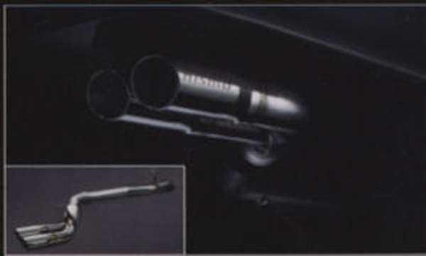 『エルグランド』 純正 PE52 TE52 PNE52 TNE52 S-tune スポーツマフラー パーツ 日産純正部品 排気 パワーアップ 重低音 ELGRAND オプション アクセサリー 用品