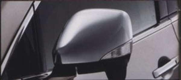 『エルグランド』 純正 PE52 TE52 PNE52 TNE52 クロームドアミラーカバー(クロームメッキ) パーツ 日産純正部品 サイドミラーカバー カスタム ELGRAND オプション アクセサリー 用品