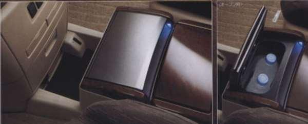 『エルグランド』 純正 PE52 TE52 PNE52 TNE52 マルチファンクションコンソール パーツ 日産純正部品 ELGRAND オプション アクセサリー 用品