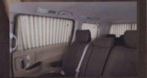 『エルグランド』 純正 PE52 TE52 PNE52 TNE52 手動カーテン パーツ 日産純正部品 ELGRAND オプション アクセサリー 用品