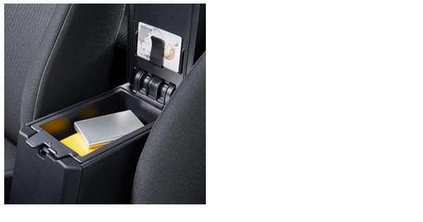 『カローラフィールダー』 純正 NKE165G ZRE162G NRE161G NZE161G NZE164G コンソールボックス(アームレスト付) パーツ トヨタ純正部品 フロアコンソール センターコンソール オプション アクセサリー 用品