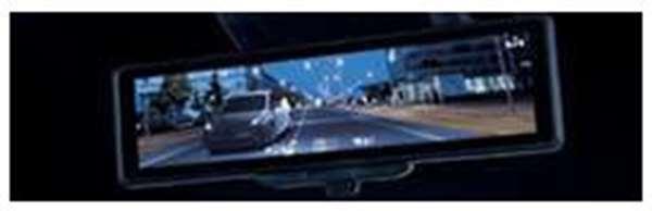 『カローラフィールダー』 純正 NKE165G ZRE162G NRE161G NZE161G NZE164G 電子インナーミラー パーツ トヨタ純正部品 ルームミラー オプション アクセサリー 用品
