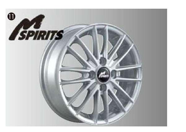 『ekワゴン』 純正 B11W アルミホイール(M-SPIRITS) 1本より パーツ 三菱純正部品 安心の純正品 オプション アクセサリー 用品