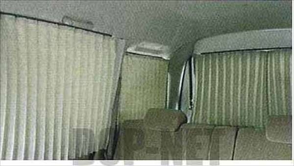 atw101 【アトレー】純正 S321G S331G カーテン(プリーツB)遮光タイプ パーツ ダイハツ純正部品 atrai オプション アクセサリー 用品