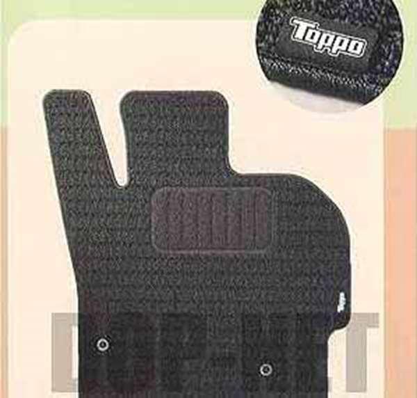 『トッポ』 純正 H82A フロアマット(レギュラー) パーツ 三菱純正部品 フロアカーペット カーマット カーペットマット Toppo オプション アクセサリー 用品