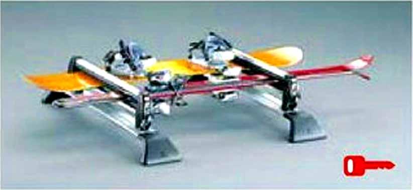 『パジェロ』 純正 V83W Sliding Magic Roof Carrierスキー&スノーボードアタッチメント(平積アルミロング) パーツ 三菱純正部品 キャリア別売りキャリア別売り PAJERO オプション アクセサリー 用品