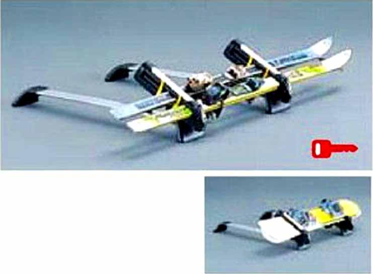 『パジェロ』 純正 V83W Sliding Magic Roof Carrierスキー&スノーボードアタッチメント(斜積アルミロング) パーツ 三菱純正部品 キャリア別売りキャリア別売り PAJERO オプション アクセサリー 用品