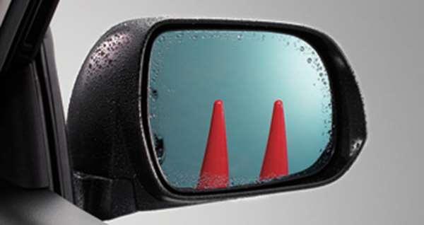 『ヴァンガード』 純正 ACA33 ACA38 GSA33 レインクリアリングブルーミラー パーツ トヨタ純正部品 vanguard オプション アクセサリー 用品
